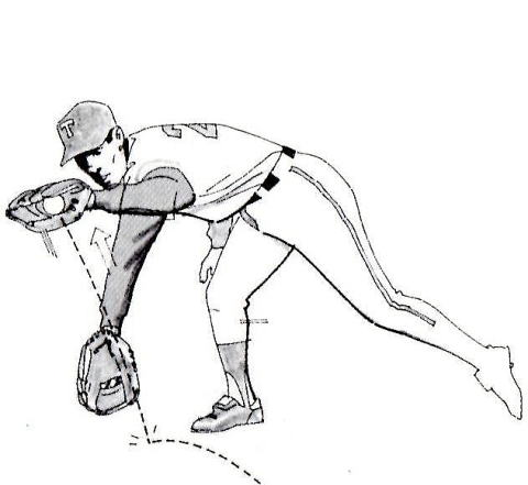 少年野球指導法,少年野球練習法,逆シングルキャッチとは,3f51554c