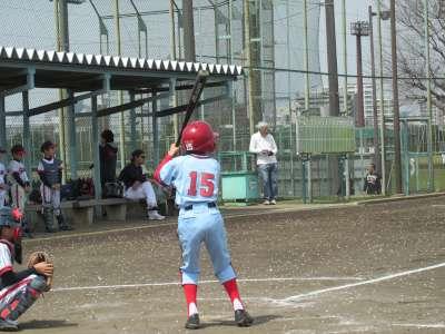 少年野球左バッター有利説