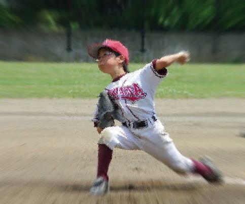 少年野球ピッチング指導法
