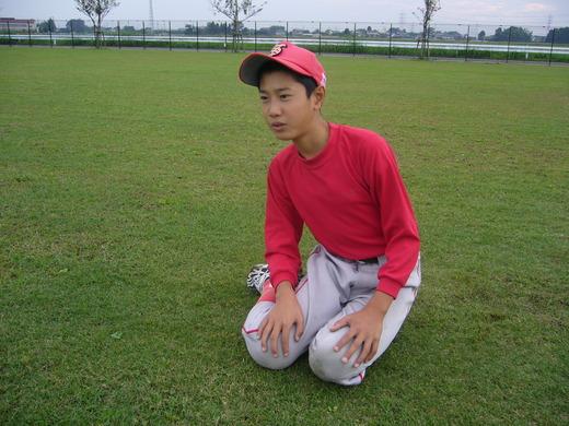 少年野球スライディングのやり方