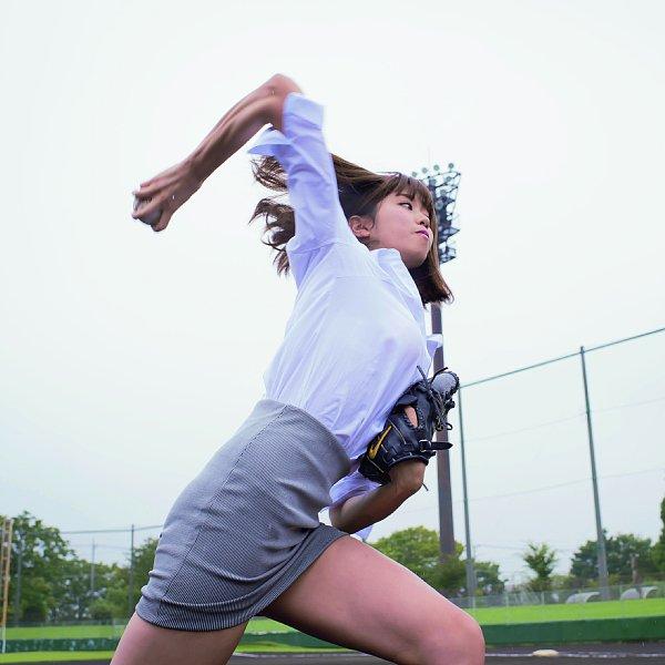 野球少年が真似たい正しい投げ方
