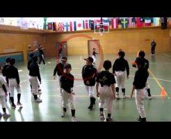 野球の室内練習法