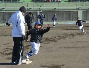 野球少年のベーラン