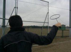 正しい投げ方練習法