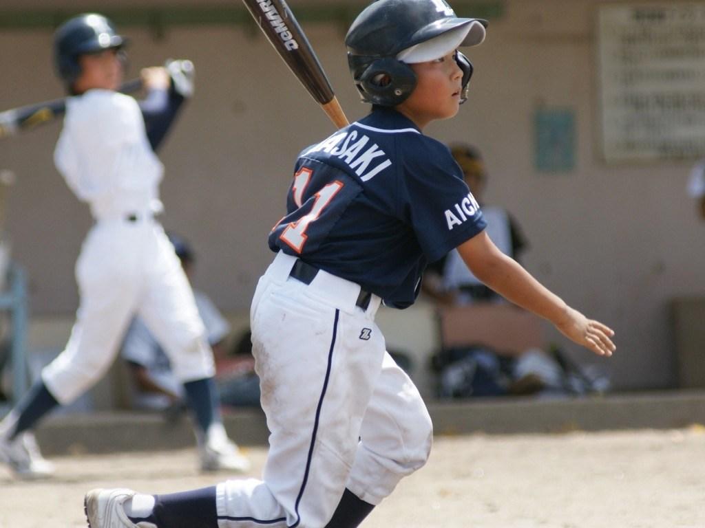 少年野球のピンチヒッター心構え
