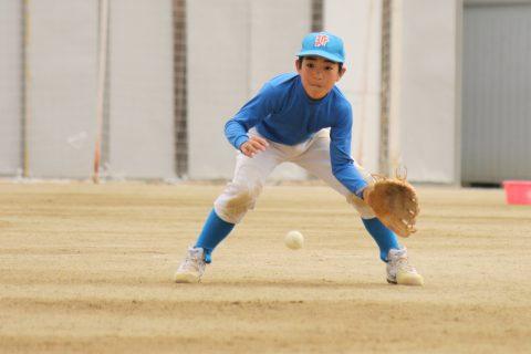 野球ノックの打ち方