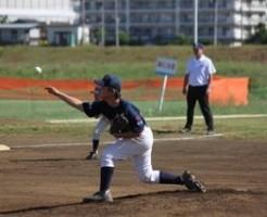 少年野球でのスローボール