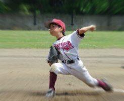 少年野球正しい投げ方練習法